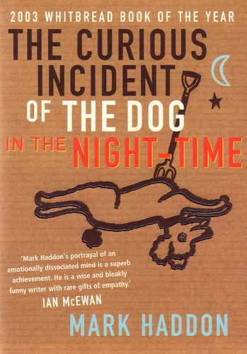 the curious incident of the dog in the nighttime by mark haddon essay We will write a custom essay sample on the curious incident of the dog in the nighttime by mark haddon specifically for you for only $1638 $139 /page order now.